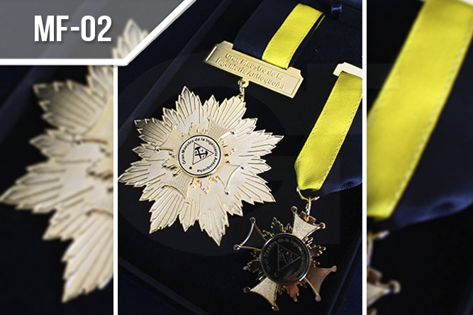 Medallas exclusivas en Medellín fotograbadas