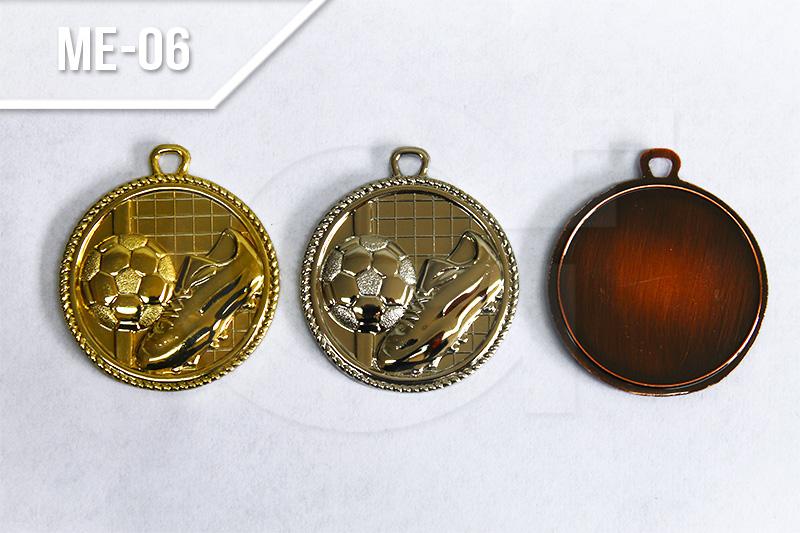 Medallas para premiaciones deportivas de fútbol en Medellín, Medallas en Zamack