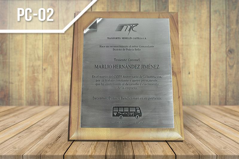 Placas recordatorias Placas de reconocimiento Placas conmemorativas placas de homenaje placas conmemorativas originales Reconocimientos