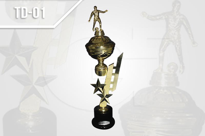 Trofeos deportivos de fútbol en medellin