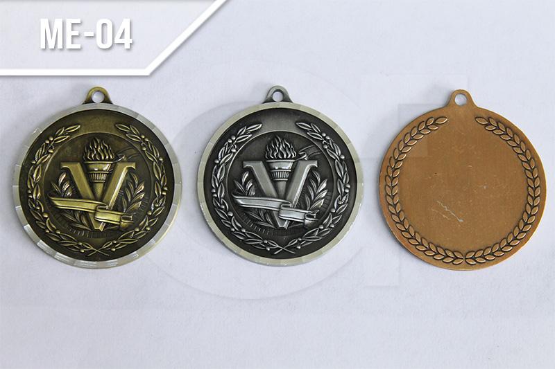 Medallas deportivas en Zamak medellin