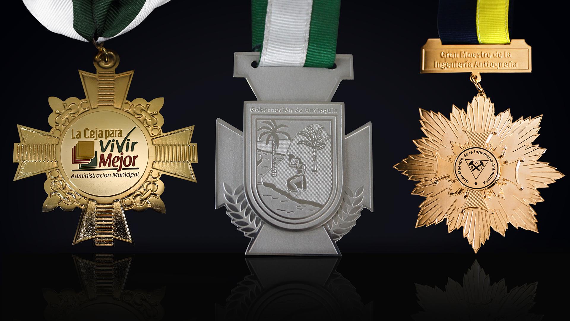 Comprar Medallas
